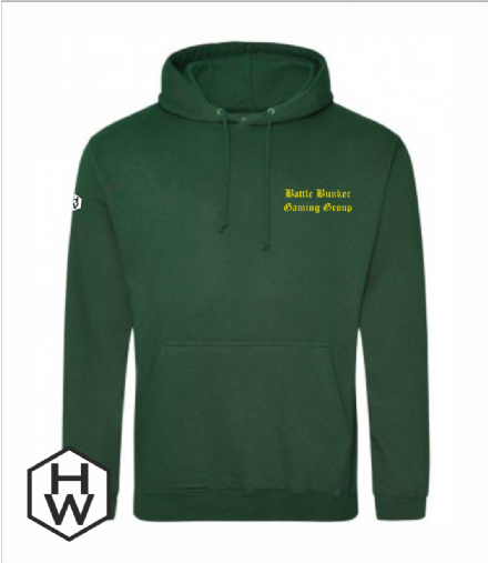 Battle Bunker Gaming Group Unisex Hoodie